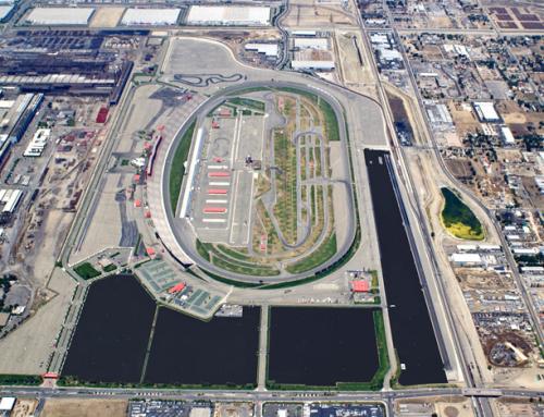 Fontana Raceway