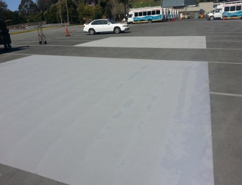 Two new coatings added to Berkeley Lab's Cool Pavement Showcase